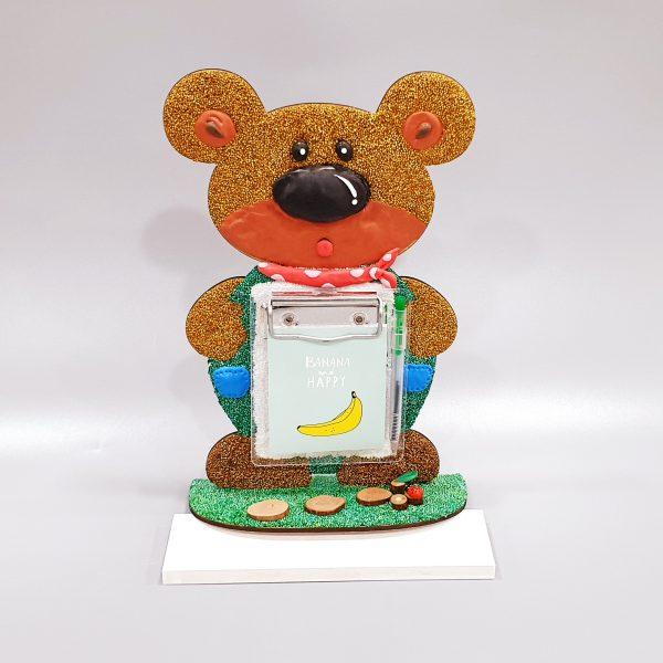 곰돌이 메모판