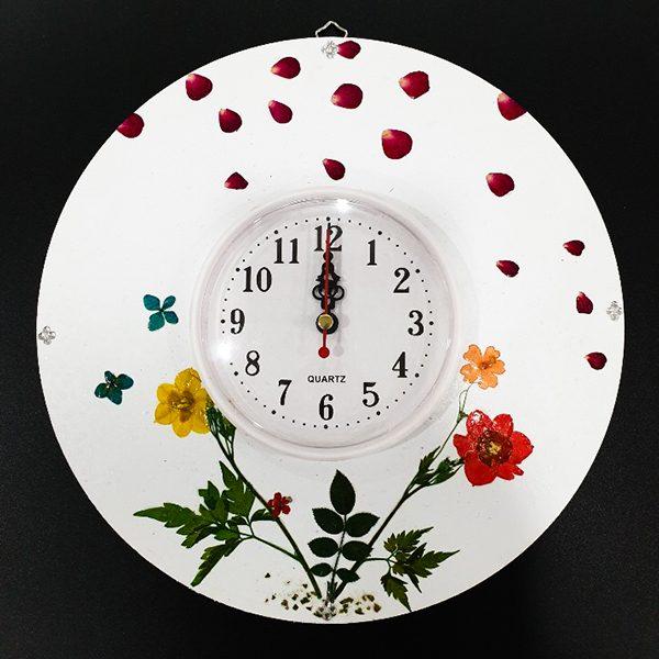 원형 벽 시계