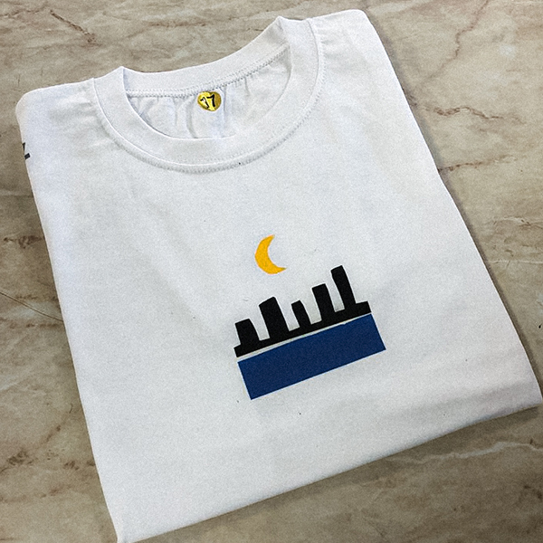 패션 디자이너<p>반팔 티셔츠</p>